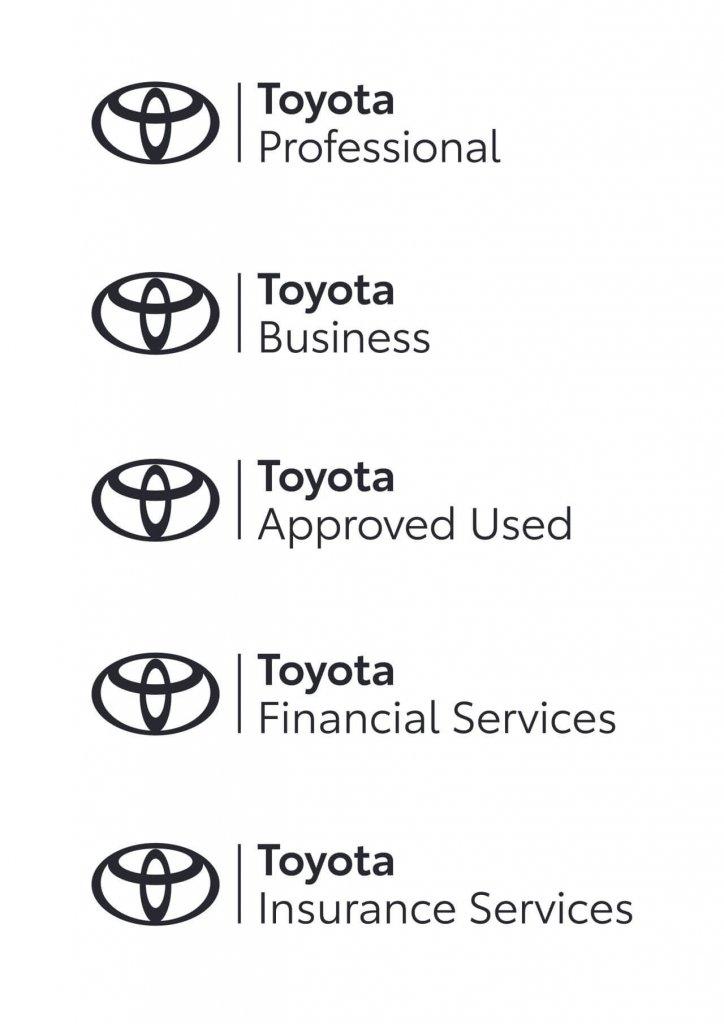 nowe logo Toyota
